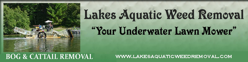 Lakes  Aquatic Weed Removal